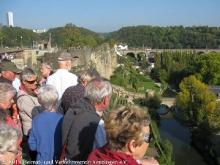 Ausflug Trier und Luxemburg Okt 2014