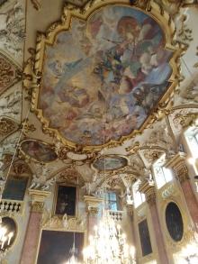 Fahrt nach Baden-Baden, Rastatt und Burg Staufenberg am 27. Okt. 2019