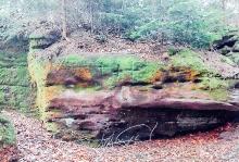 Steinbruchwanderung Bleichtal