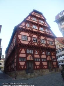 Studienfahrt nach Schwäbisch Hall Okt. 2015
